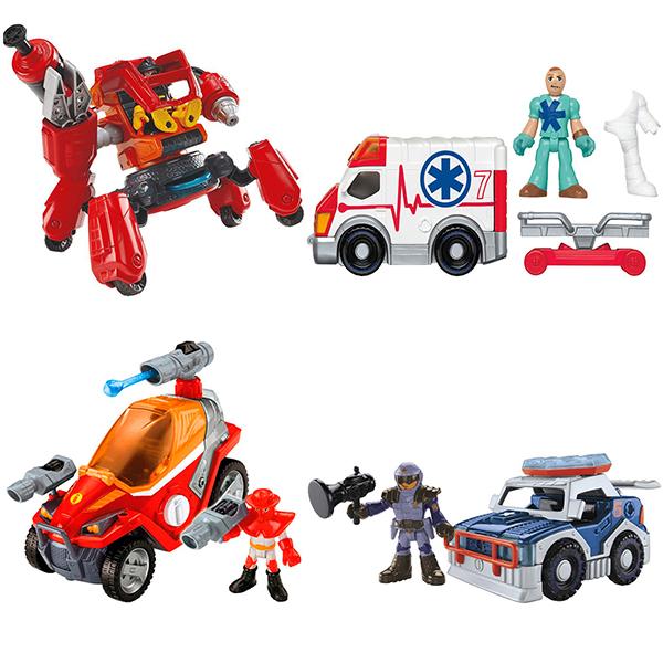 Игрушка для малышей Mattel Imaginext - Мини наборы, артикул:149224