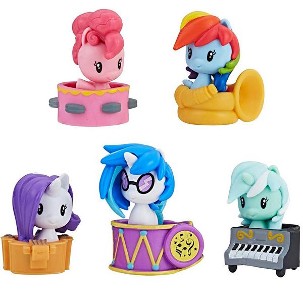 Купить Hasbro My Little Pony E0193 Май Литл Пони Игровой набор Пони-Милашка (в ассортименте), Набор фигурок Hasbro My Little Pony