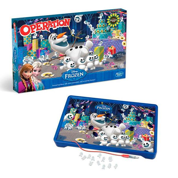 Купить Hasbro Other Games B4504 Операция Холодное сердце , Настольная игра Hasbro Other Games