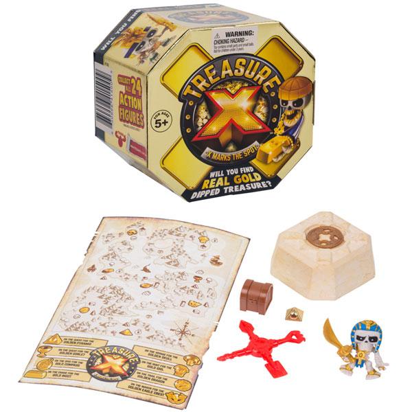 Treasure X 41500T Набор В поисках сокровищ (9), арт:156004 - Мини наборы, Игровые наборы