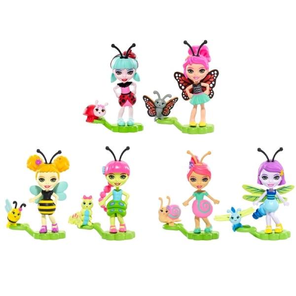 Купить Mattel Enchantimals FXM86 Друзья букашки (в ассортименте), Игровые наборы и фигурки для детей Mattel Enchantimals