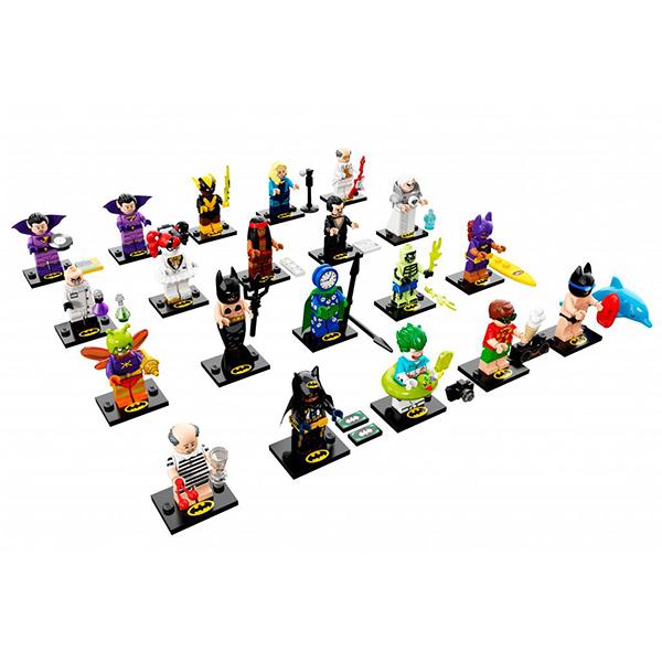 Минифигурка LEGO - Минифигурки , артикул:152474