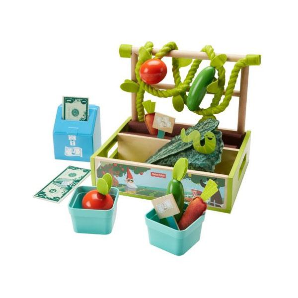 Купить Mattel Fisher-Price GGT62 Фишер Прайс Игровой набор Фермер , Игровые наборы Mattel Fisher-Price