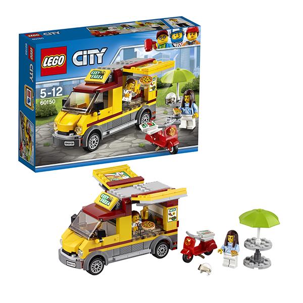 Конструктор LEGO - Город, артикул:145673