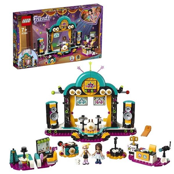 Купить LEGO Friends 41368 Конструктор ЛЕГО Подружки Шоу талантов, Конструкторы LEGO