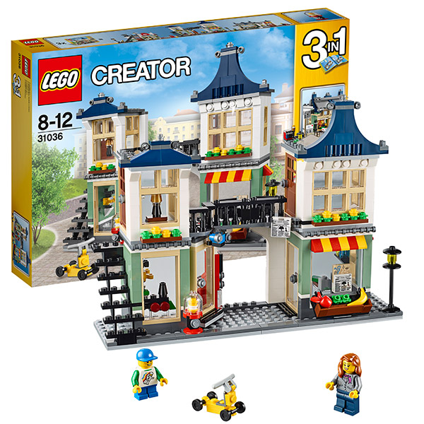 Конструктор LEGO - Криэйтор, артикул:100838