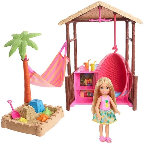 Купить Mattel Barbie FWV24 Барби Кукла из серии Путешествия, Игровые наборы и фигурки для детей Mattel Barbie