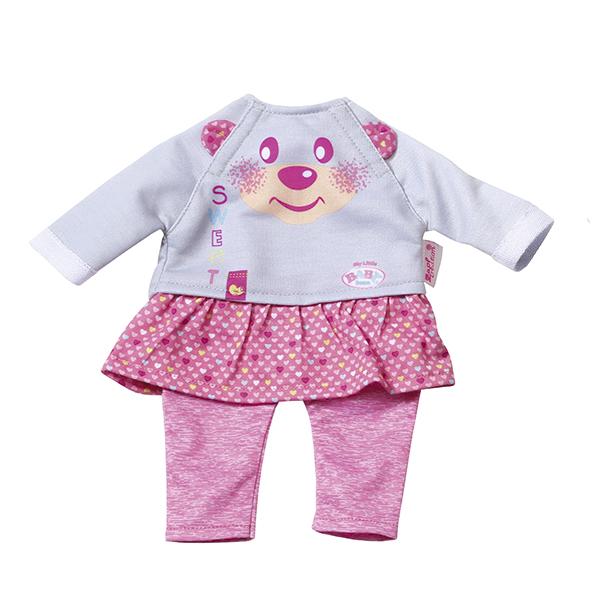 Купить Zapf Creation my little Baby born 823-149 Бэби Борн Комплект одежды для дома, 32 см, Одежда для куклы Zapf Creation