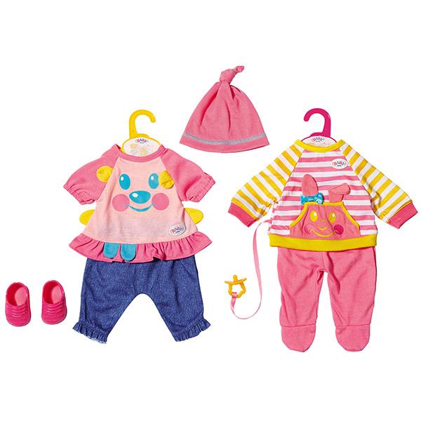Купить Zapf Creation my little Baby born 827-376 Бэби Борн Милый костюмчик 36 см (в ассортименте), Аксессуары для куклы Zapf Creation