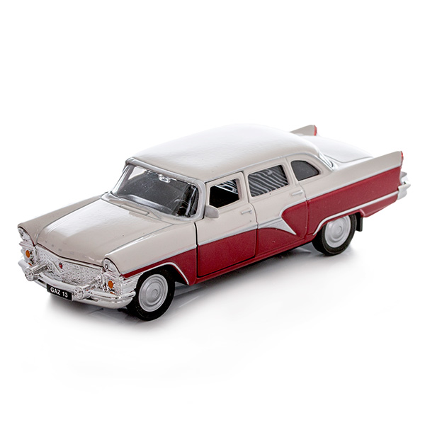 Купить Welly 42382 модель машины 1:34-39 GAZ 13 ЧАЙКА, Машинка Welly