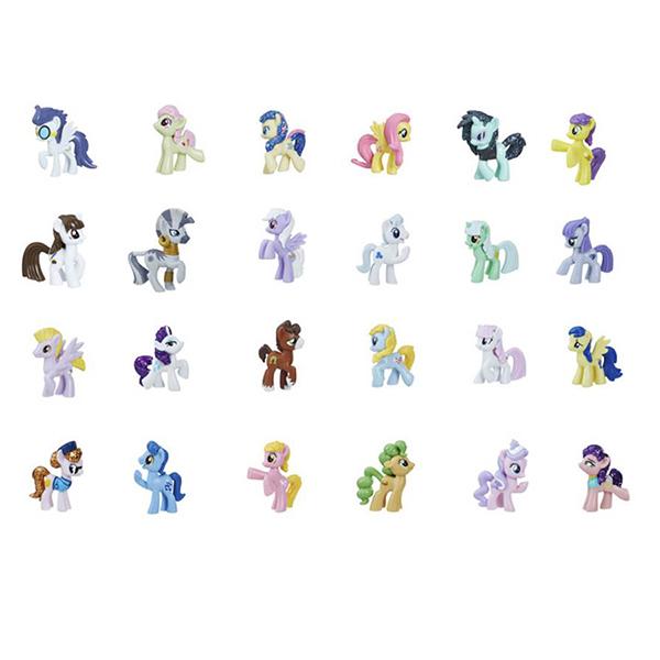 Минифигурка Hasbro My Little Pony A8330 Фигурка в закрытой упаковке (в ассортименте) фото