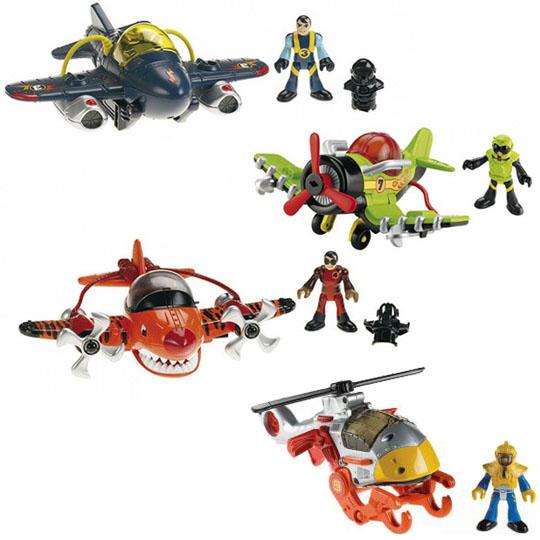 Игрушка для малышей Mattel Imaginext - Мини наборы, артикул:149248