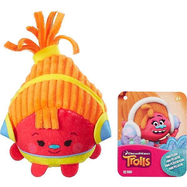 Hasbro Trolls B9913 Тролли Маленькие плюшевые тролли (в ассортименте) - Мягкие игрушки