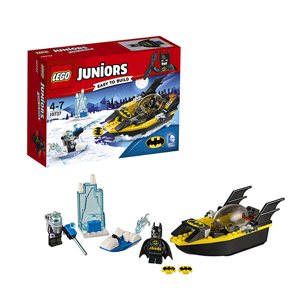Конструктор LEGO - Джуниорс, артикул:145791