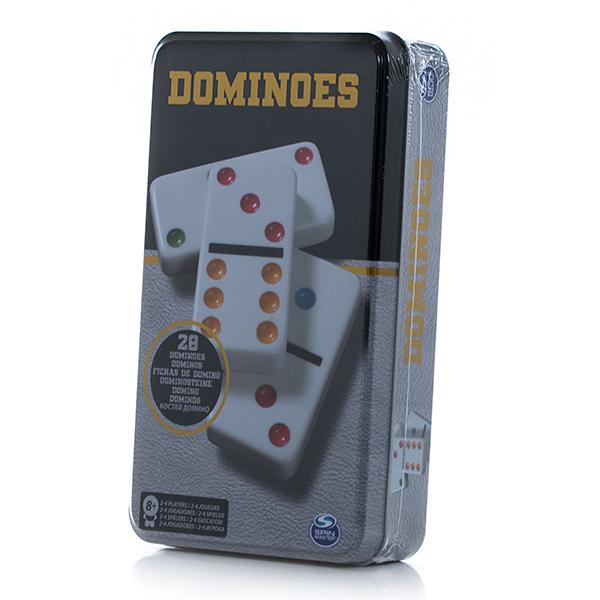 Spin Master 6033156 Настольная игра Домино, арт:146264 - Другие игры, Настольные игры