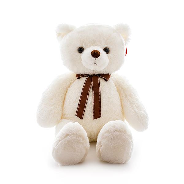 Купить Aurora 15-325 Аврора Медведь кремовый, 65 см, Мягкая игрушка Aurora