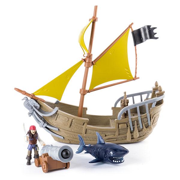 Игровой набор Pirates of Caribbean - Фигурки, артикул:146221