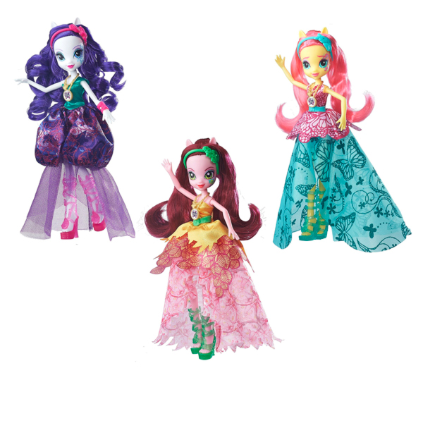 Купить Hasbro My Little Pony B6478 Equestria Girls Кукла Легенда Вечнозеленого леса (в ассортименте), Кукла Hasbro Equestria Girls