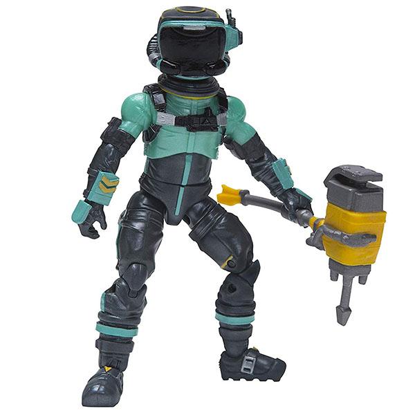 Купить Fortnite FNT0075 Фигурка Toxic Trooper с аксессуарами, Игровые наборы и фигурки для детей Fortnite