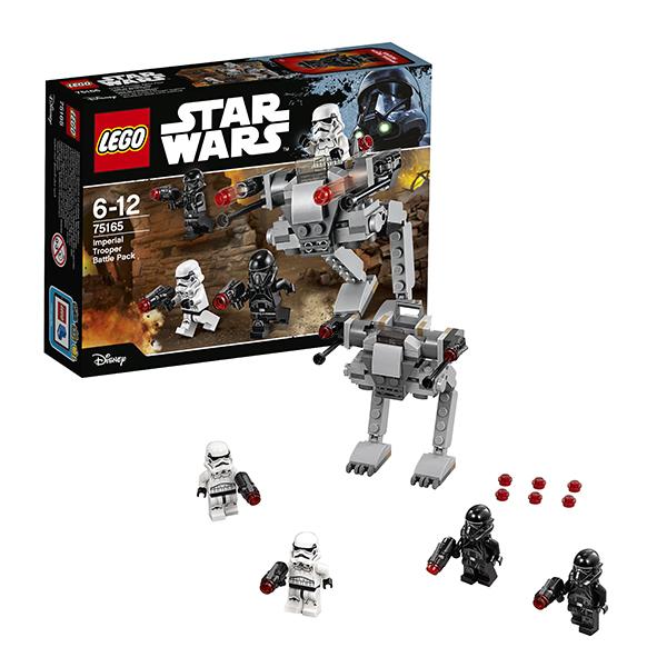 Купить Lego Star Wars 75165 Лего Звездные Войны Боевой набор Империи, Конструктор LEGO