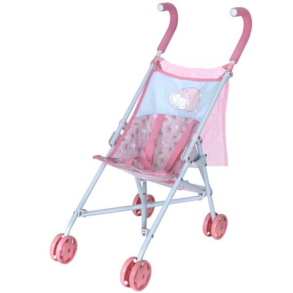Купить Zapf Creation Baby Annabell 1423570 Бэби Аннабель Коляска-трость с сеткой 2018, Коляски для кукол Zapf Creation