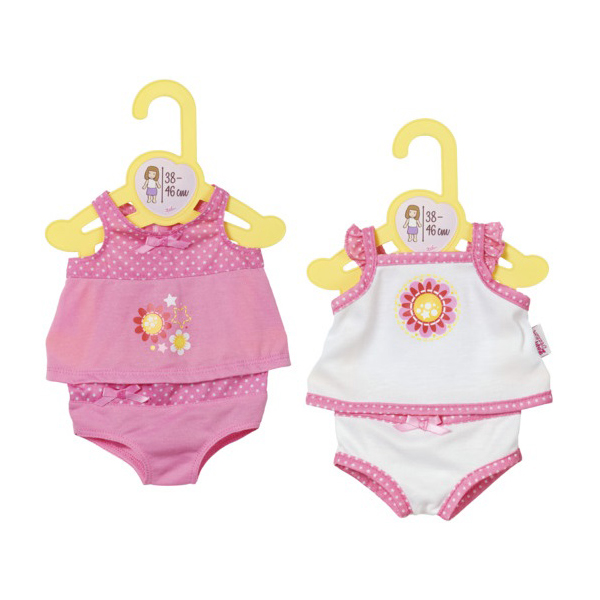 Одежда для куклы Zapf Creation - Одежда и аксессуары для кукол, артикул:146212