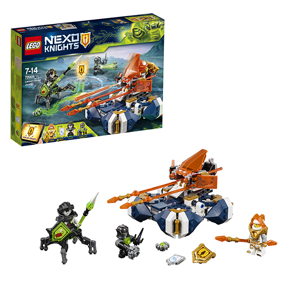 Конструкторы LEGO - Nexo Knight, артикул:152461
