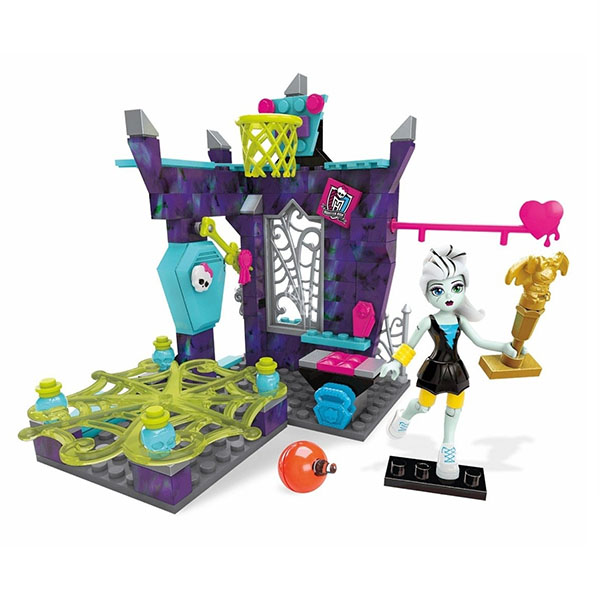 Купить Mattel Monster High DPK31 Игровой набор Класс физкультуры , Кукла Mattel Monster High
