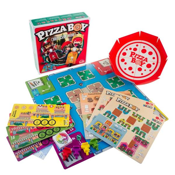 Купить YWOW GAMES 1900013 Pizza Boy Пицца Бой , Настольная игра YWOW GAMES