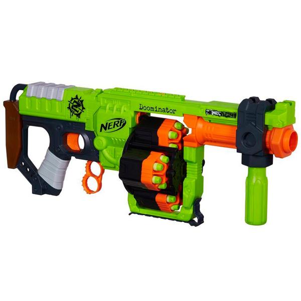 Купить Hasbro Nerf B1532 Нерф Зомби Страйк Ордовик, Игрушечное оружие Hasbro Nerf