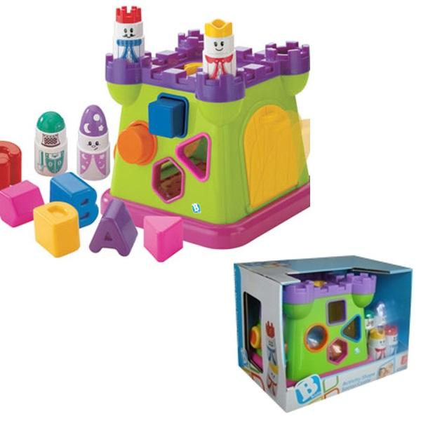 Купить B kids 063166 Сортер Замок приключений , Развивающие игрушки для малышей B kids