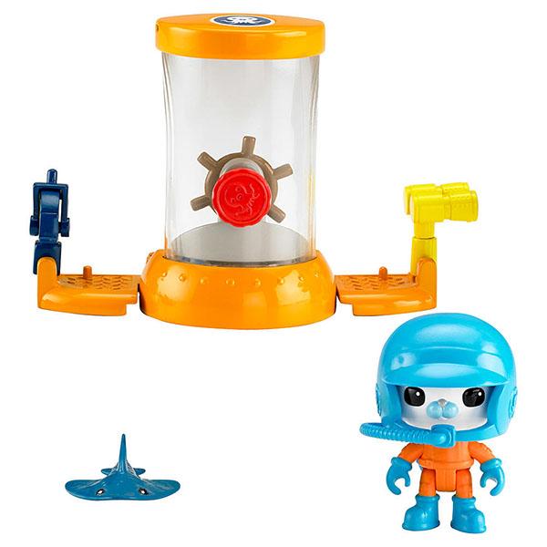 Игровой набор Mattel Octonauts - Минифигурки, артикул:147054