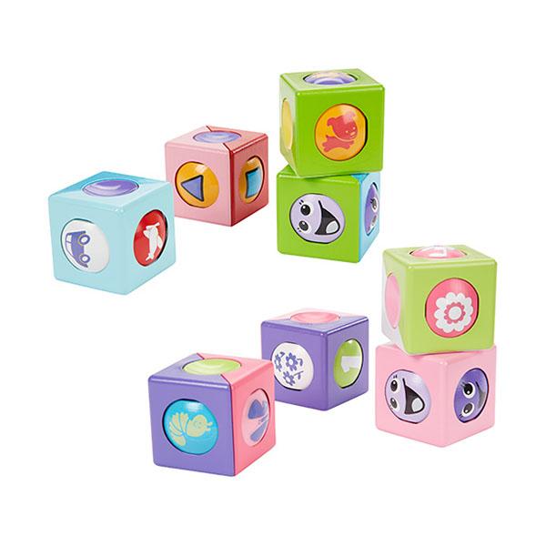 Купить Mattel Fisher-Price CBL33 Фишер Прайс Волшебные кубики (в ассортименте), Игрушка для малышей Mattel Fisher-Price