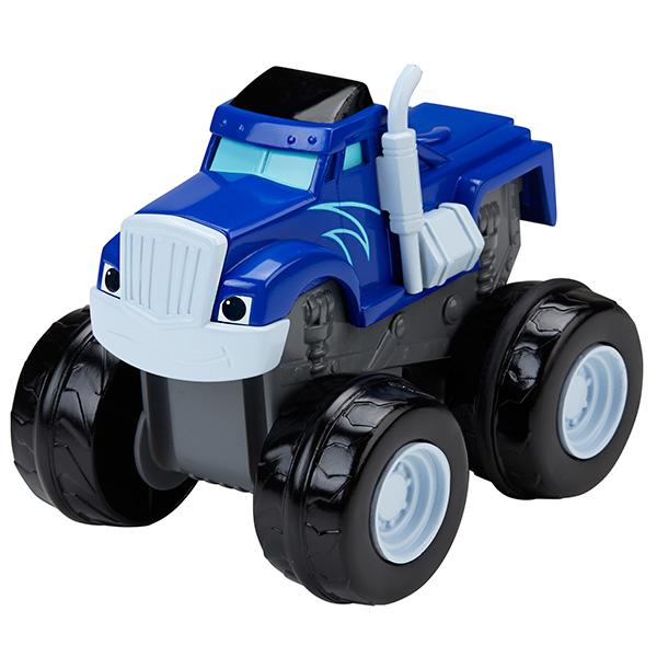 Mattel Blaze CGK24 Вспыш и чудо-машинки, Крушила - Транспорт
