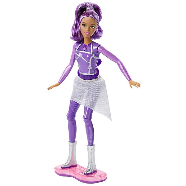 Купить Mattel Barbie DLT23 Барби Кукла с ховербордом из серии Barbie и космическое приключение , Кукла Mattel Barbie