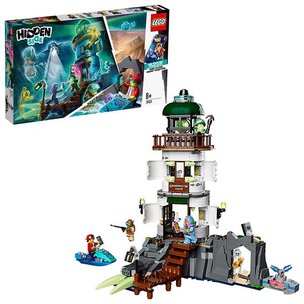Конструкторы LEGO — LEGO Hidden Side 70431 Конструктор ЛЕГО Маяк тьмы