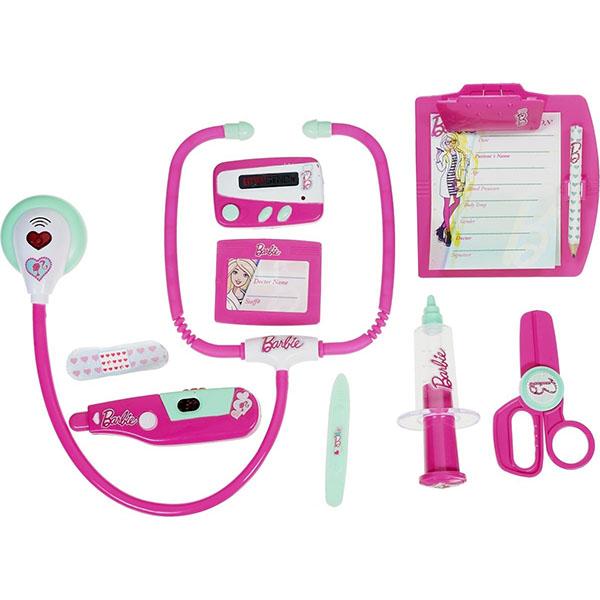 Купить Corpa D128 Игровой набор юного доктора Barbie средний, Игровой набор Copra