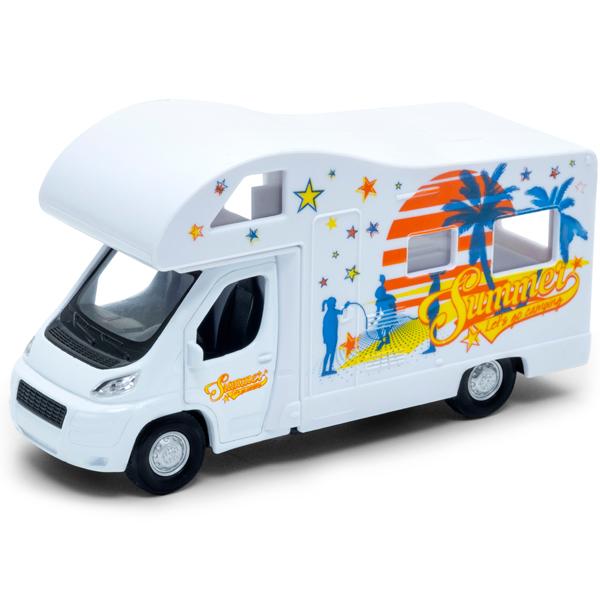 Купить Welly 92658 Велли Модель машины Camper Van, Машинка Welly