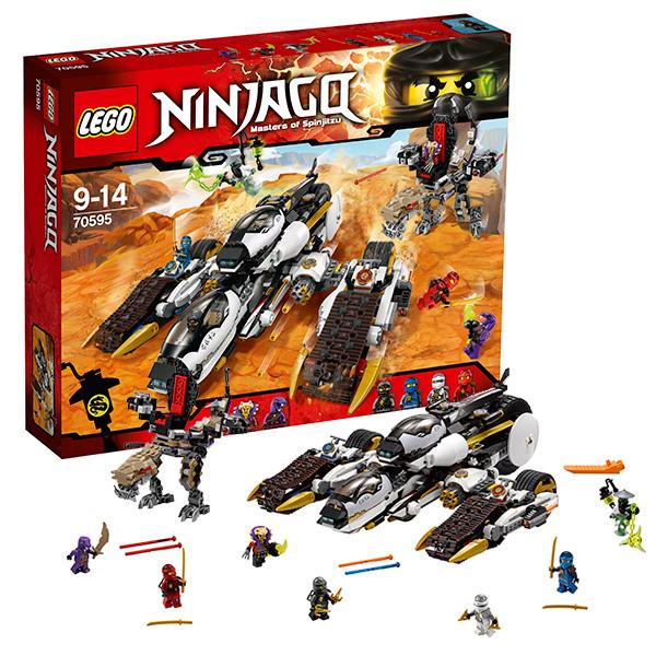 Конструктор LEGO - Ниндзяго, артикул:139792