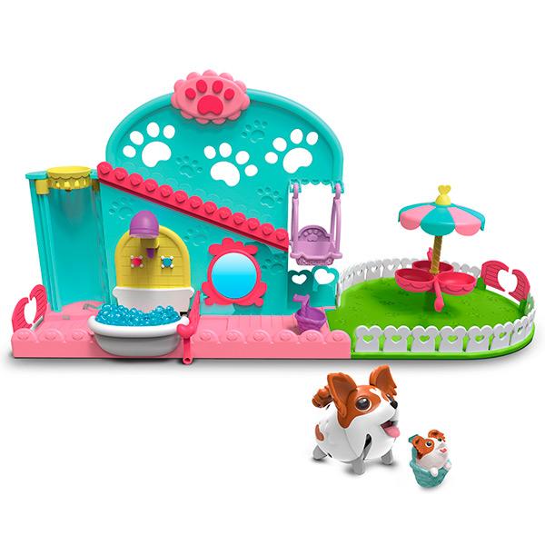 Chubby Puppies 56714 Упитанные собачки Игровой набор