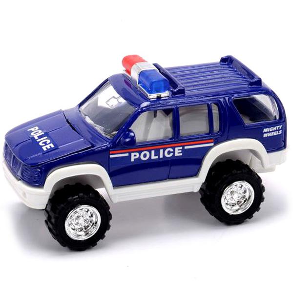 Купить Soma 78878 Полицейский внедорожник 18 см, Машинка New Bright&Soma