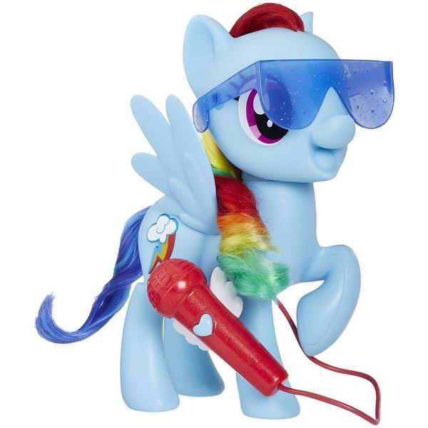 Купить Hasbro My Little Pony E1975 Май Литл Пони Поющая радуга, Игровые наборы и фигурки для детей Hasbro My Little Pony