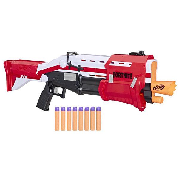 Купить Hasbro Nerf E7065 Нерф бластер Фортнайт Дробовик, Игрушечное оружие и бластеры Hasbro Nerf
