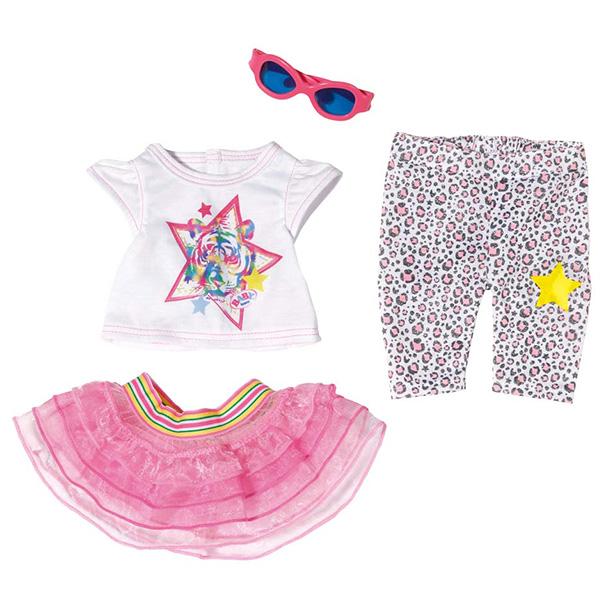 Одежда для куклы Zapf Creation - Одежда и аксессуары для кукол, артикул:137317