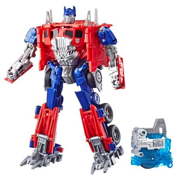 Hasbro Transformers E0700/E0754 Трансформеры Заряд Энергона 20 см Оптимус Прайм, арт:156099 - Трансформеры, Игровые наборы