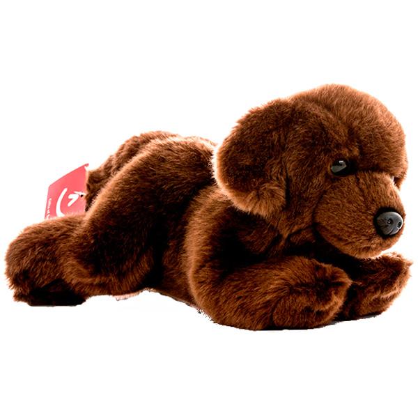 Купить Aurora 300-08 Аврора Шоколадный Лабрадор, 28 см, Мягкая игрушка Aurora
