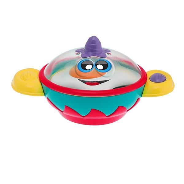 Купить CHICCO TOYS 7683A Игрушка музыкальная Кастрюлька Стэн с 6 до 36 месяцев, Музыкальная игрушка CHICCO TOYS