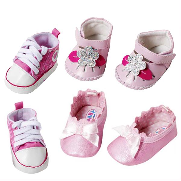 Как сшить туфли для беби бона своими руками