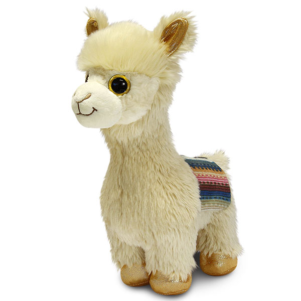 Купить Aurora 180124B Игрушка мягкая Альпака, 32 см, Мягкие игрушки Aurora
