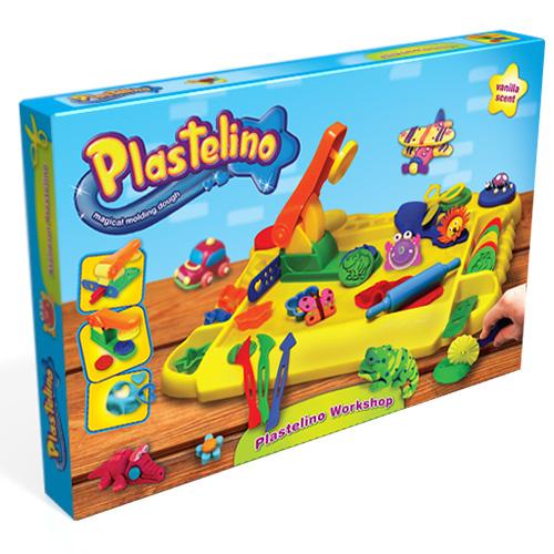 "Plastelino NOR3257 ���������� ""����������"" - ����� ��� ����� + ����������"